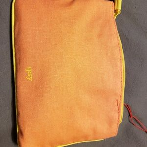 Ipsy small make up cosmetic bag clutch